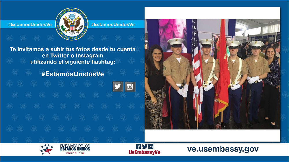 U.S. Embassy in Venezuela - Independence day